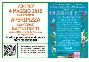 BALCONI FIORITI 2018 Eventi Correlati – Associazione Parco Turriglie